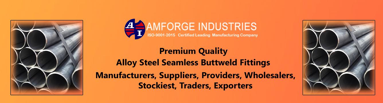Alloy Steel Seamless Buttweld Fittings
